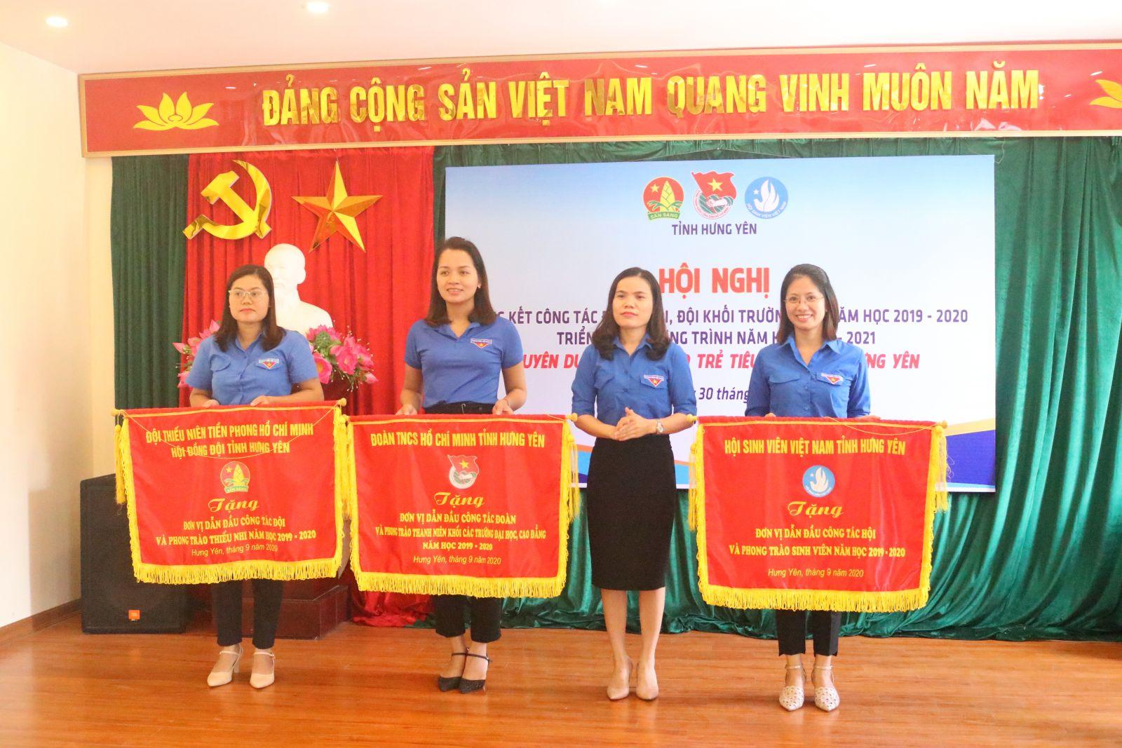 Đoàn TNCS Hồ Chí Minh Trường Đại học Sư phạm Kỹ thuật Hưng Yên - điển hình trong học tập và làm theo tư tưởng, đạo đức, phong cách Hồ Chí Minh