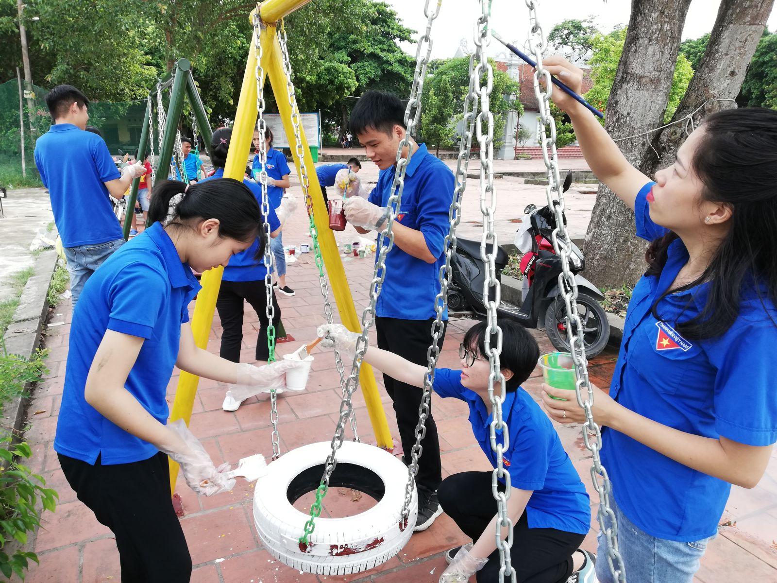 Tuổi trẻ Hưng Yên phát huy truyền thống 89 năm Đoàn  thanh niên cộng sản Hồ Chí Minh (26/3/1931 – 26/3/2019)