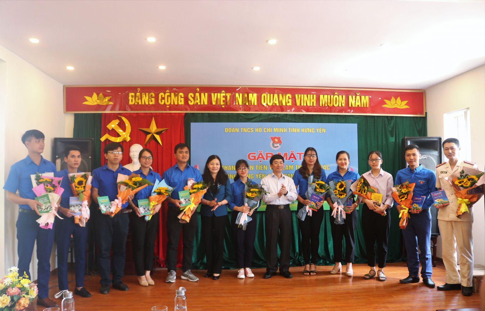 Gặp mặt Thanh niên tiên tiến làm theo lời Bác tỉnh Hưng Yên giai đoạn 2018 – 2020