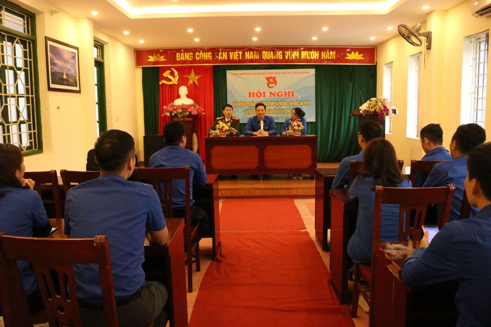 Tỉnh đoàn Hưng Yên tổ chức các hoạt động chào mừng Đại hội Đảng toàn quốc lần thứ XIII