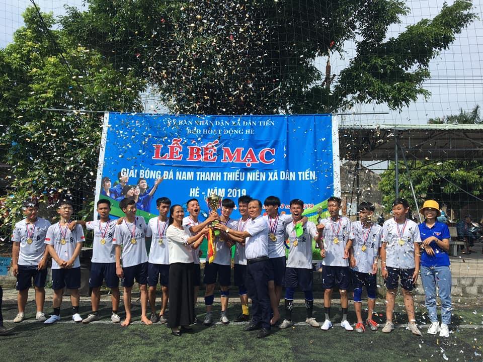 Hưng Yên: Sôi nổi các hoạt động hỗ trợ đoàn viên thanh niên rèn luyện thể lực