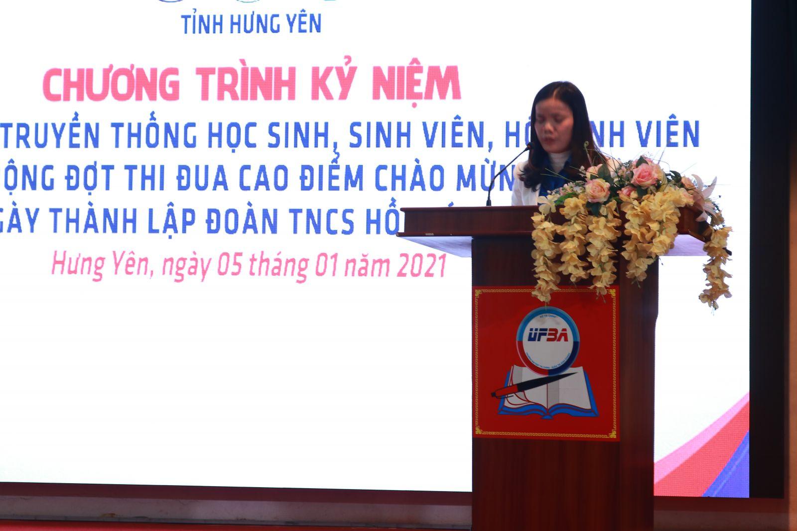 Kỷ niệm 71 năm Ngày truyền thống học sinh, sinh viên, Hội Sinh viên Việt Nam và Phát động đợt thi đua cao điểm chào mừng 90 năm ngày thành lập Đoàn TNCS Hồ Chí Minh trên địa bàn tỉnh