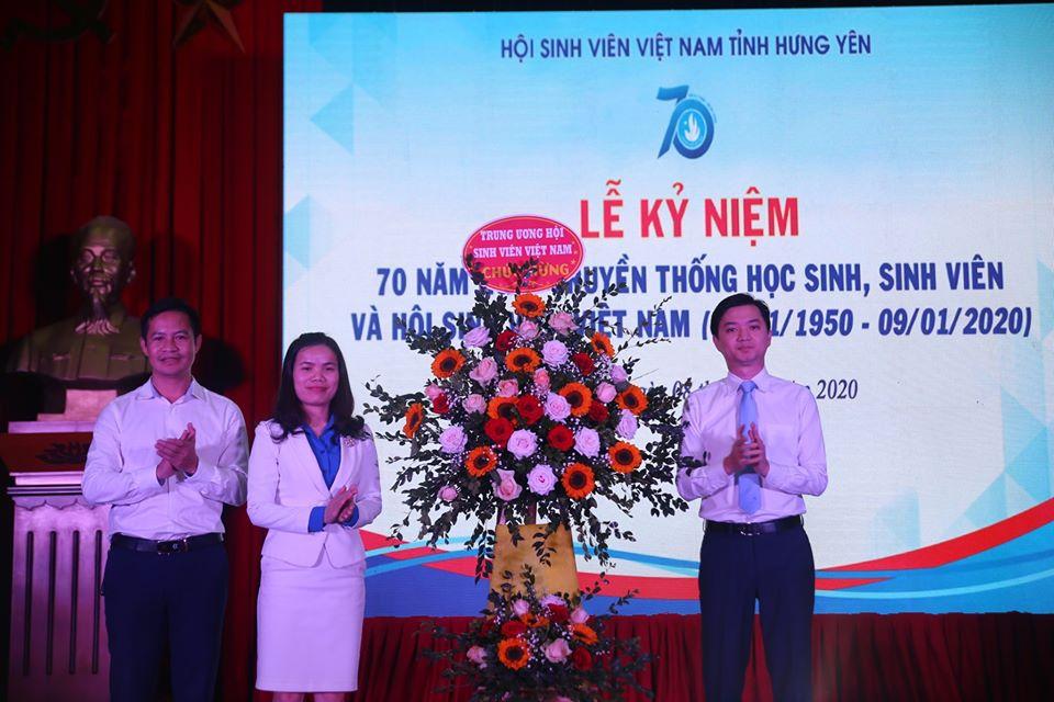 Tỉnh đoàn – Hội Sinh viên Việt Nam tỉnh tổ chức các hoạt động kỷ niệm 70 năm Ngày truyền thống học sinh, sinh viên và Hội Sinh viên Việt Nam (09/01/1950 - 09/01/2020)