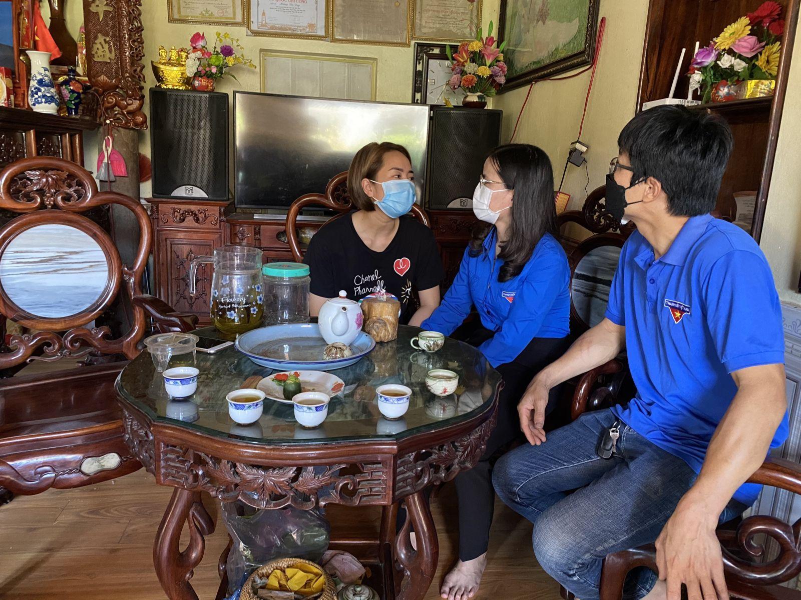 Ban Thường vụ Tỉnh đoàn, Hội đồng Đội tỉnh gửi lời chia buồn cùng gia đình có trẻ em tử vong trong vụ án mạng xảy ra tại xã Phùng Hưng, huyện Khoái Châu