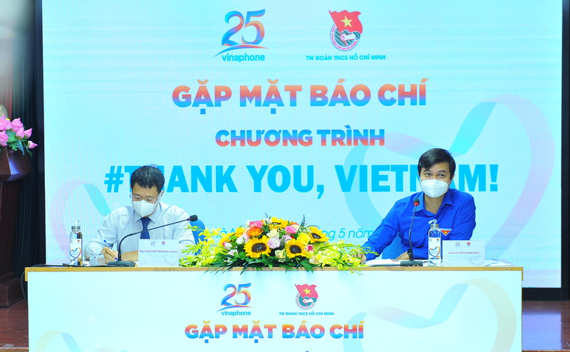 #Thank you, Vietnam! - Lan toả lời cảm ơn, gây quỹ xây nhà nhân ái