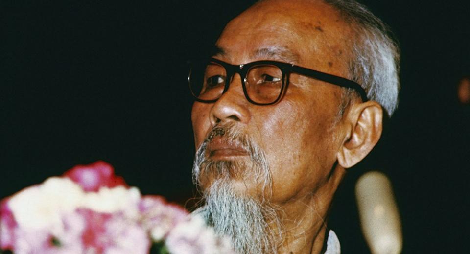 Thế giới hướng về Chủ tịch Hồ Chí Minh