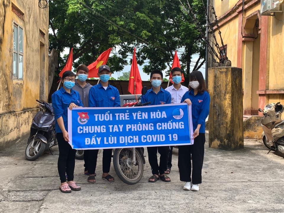 Chiến dịch tình nguyện hè: nhiều hoạt động sôi nổi của tuổi trẻ chung tay đẩy lùi Covid -19