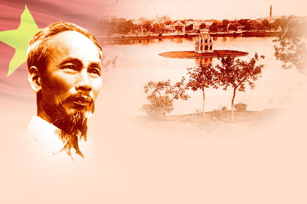 Bác Hồ với Thủ đô Hà Nội