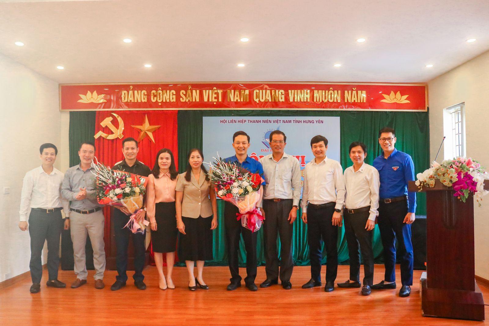 Hội nghị Ủy ban Hội LHTN Việt Nam tỉnh Hưng Yên lần thứ ba, khóa V,  nhiệm kỳ 2019 - 2024