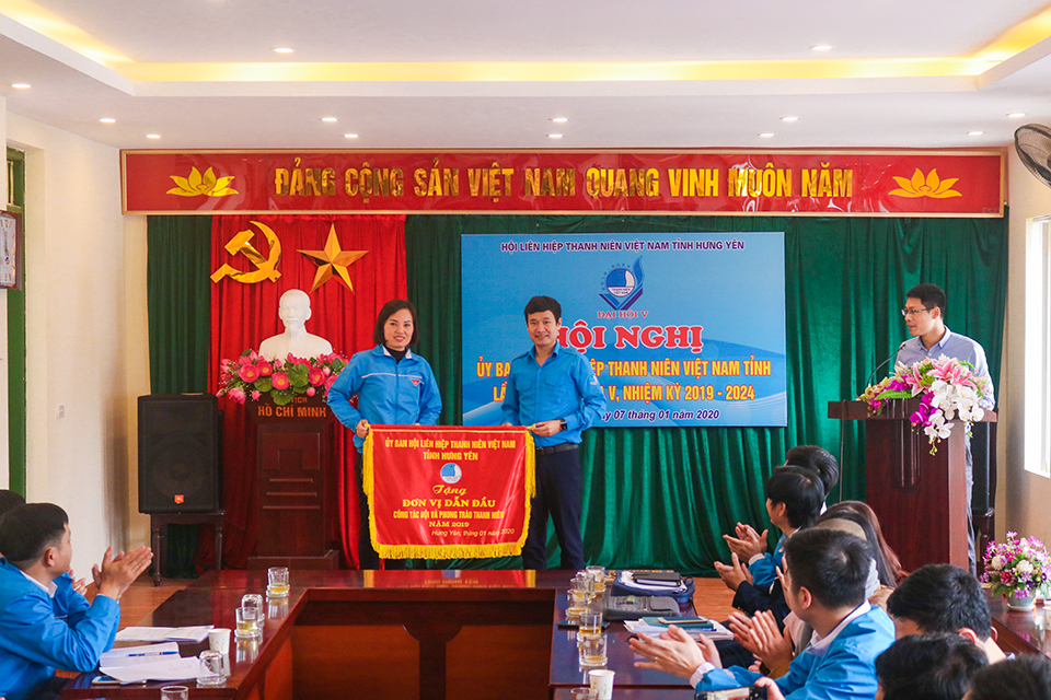 Hội Liên hiệp Thanh niên Việt Nam tỉnh Triển khai công tác Hội và phong trào thanh niên năm 2020