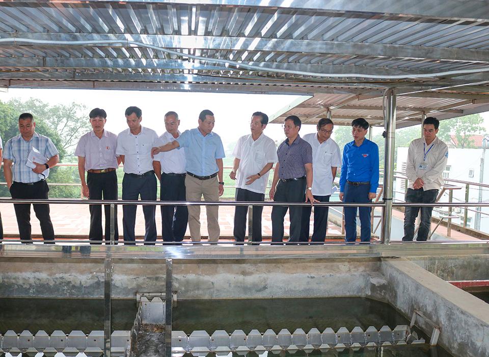Phát động Tuần lễ Quốc gia nước sạch và vệ sinh môi trường năm 2019