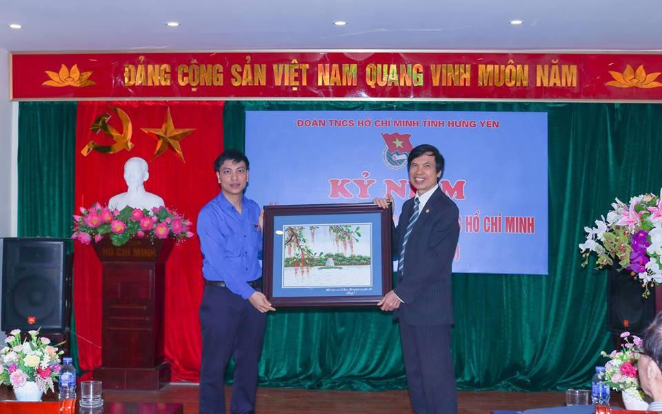 Lễ kỷ niệm 88 năm Ngày thành lập Đoàn TNCS Hồ Chí Minh và tuyên dương Bí thư Chi đoàn tiêu biểu năm 2019