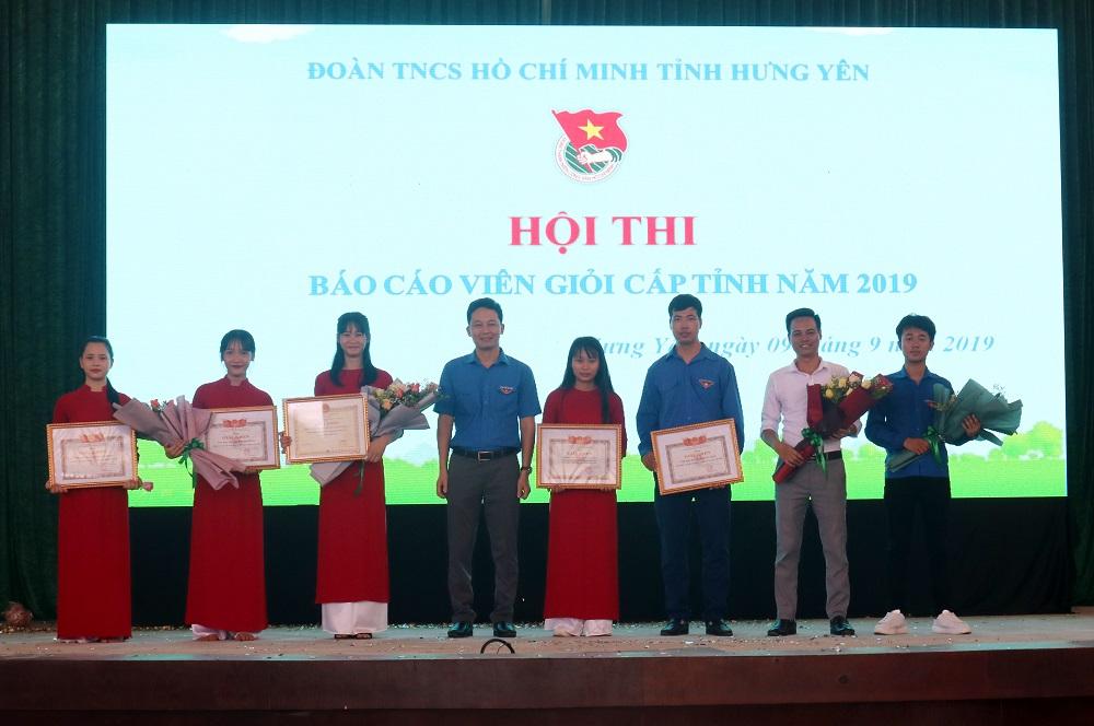 Tỉnh đoàn tổ chức Hội thi báo viên giỏi cấp tỉnh năm 2019