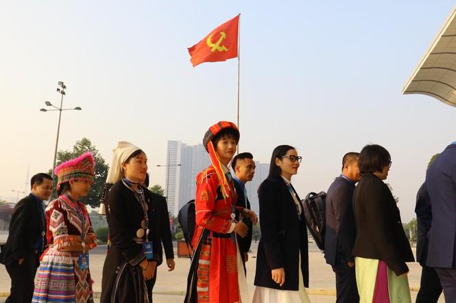 Đa dạng sắc màu dân tộc tại Đại hội Hội LHTN Việt Nam lần thứ VIII