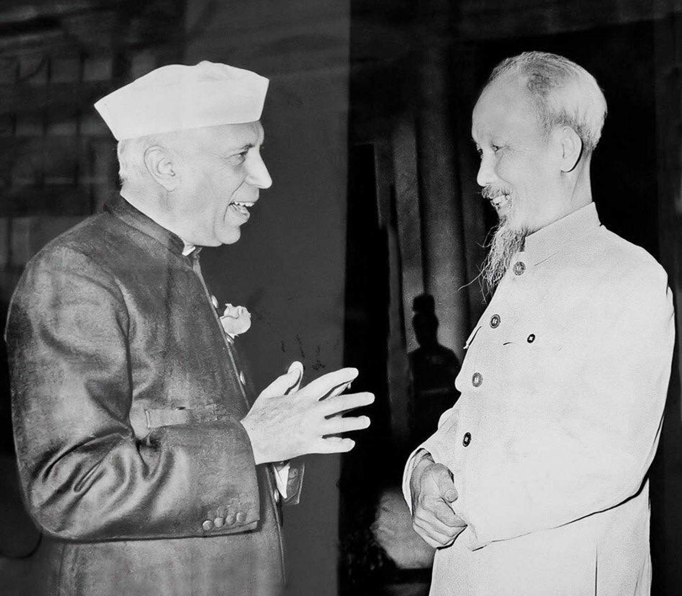 Chủ tịch Hồ Chí Minh với Ấn Độ và sự gắn kết tình hữu nghị Việt Nam - Ấn Độ