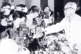 Tư tưởng Hồ Chí Minh về báo chí,  xuất bản qua các tác phẩm, bài nói, bài viết