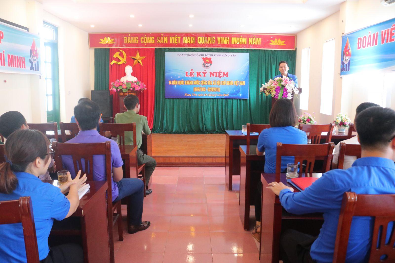 Lễ Kỷ niệm 74 năm Quốc khánh  nước Cộng hòa xã hội chủ nghĩa Việt Nam
