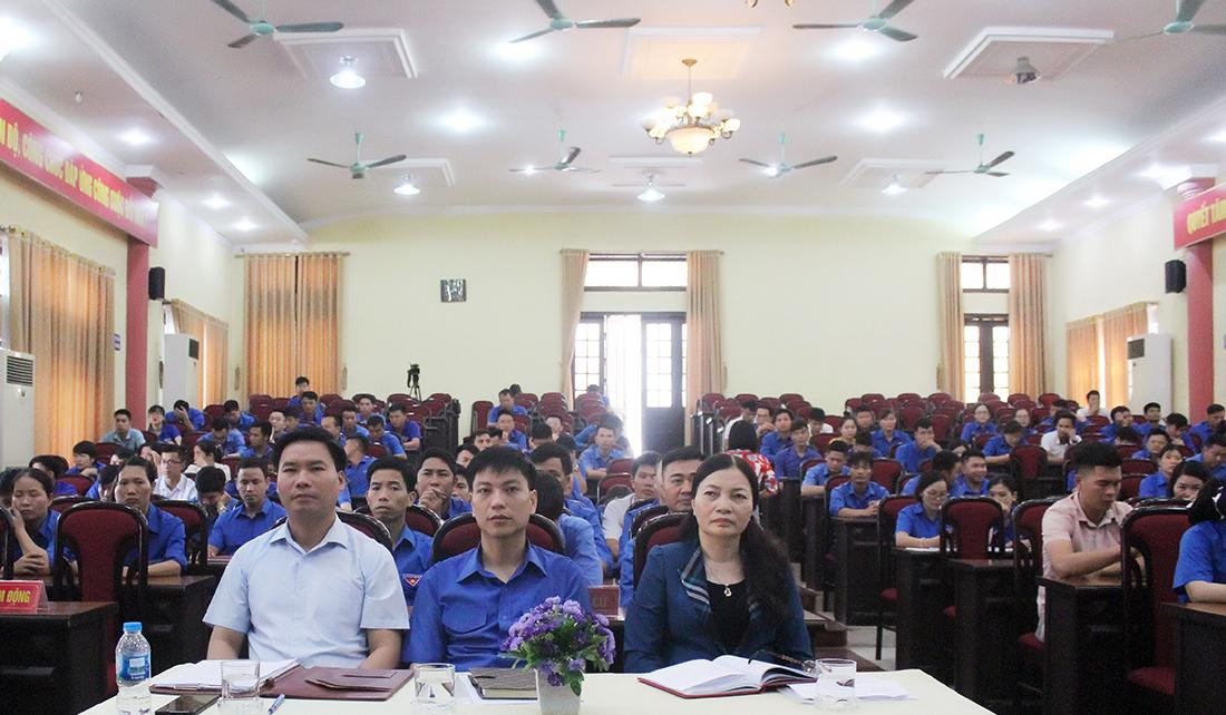 Tỉnh đoàn tổ chức Lớp bồi dưỡng theo chức danh  cho cán bộ Đoàn cơ sở tỉnh Hưng Yên năm 2020
