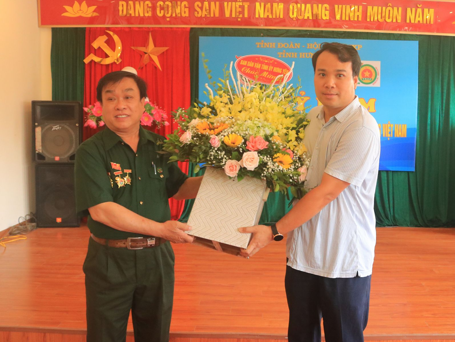 Tổ chức Lễ kỷ niệm 70 năm ngày truyền thồng lực lượng TNXP Việt Nam