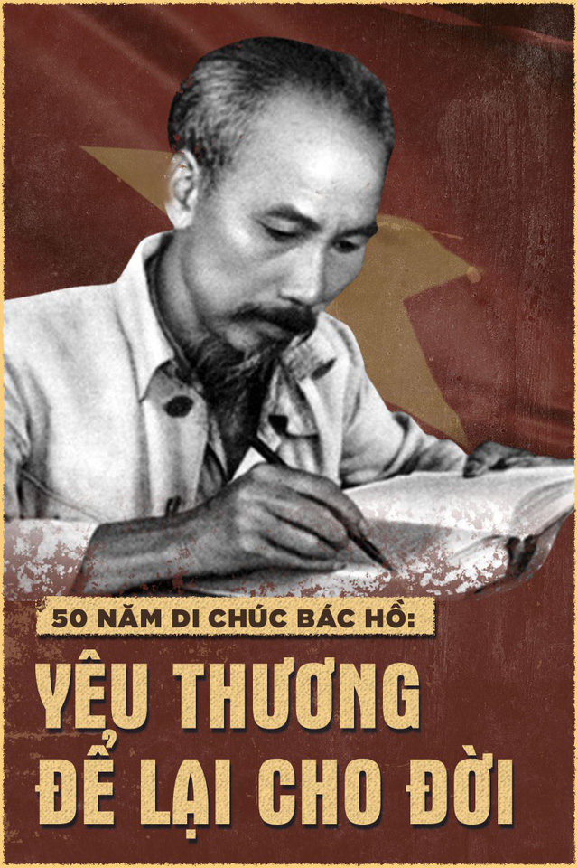 Những nội dung cốt yếu trong Di chúc của Chủ tịch Hồ Chí Minh