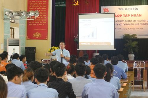 Một số giải pháp nhằm nâng cao chất lượng hoạt động định hướng nghề nghiệp, việc làm cho ĐVTN Hưng Yên hiện nay