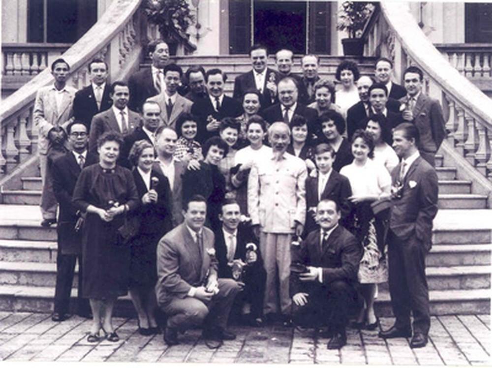 Những câu chuyện của bạn bè quốc tế về Chủ tịch Hồ Chí Minh: Phần 1