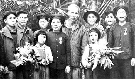 Tư tưởng Hồ Chí Minh về tuyên truyền điển hình tiên tiến trong phong trào thi đua yêu nước