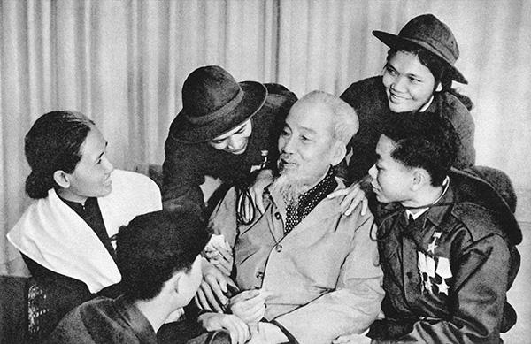 Tư tưởng Hồ Chí Minh về công tác thương binh - liệt sỹ