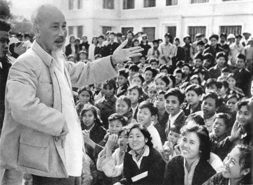 Tư tưởng Hồ Chí Minh về công tác giáo dục thanh niên