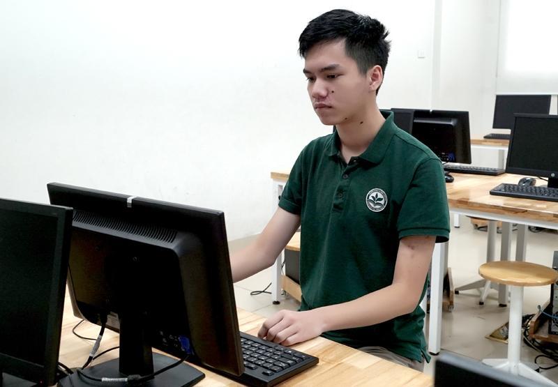 Một học sinh Hưng Yên giành giải Nhất cuộc thi Vô địch Tin học văn phòng thế giới - Viettel 2019