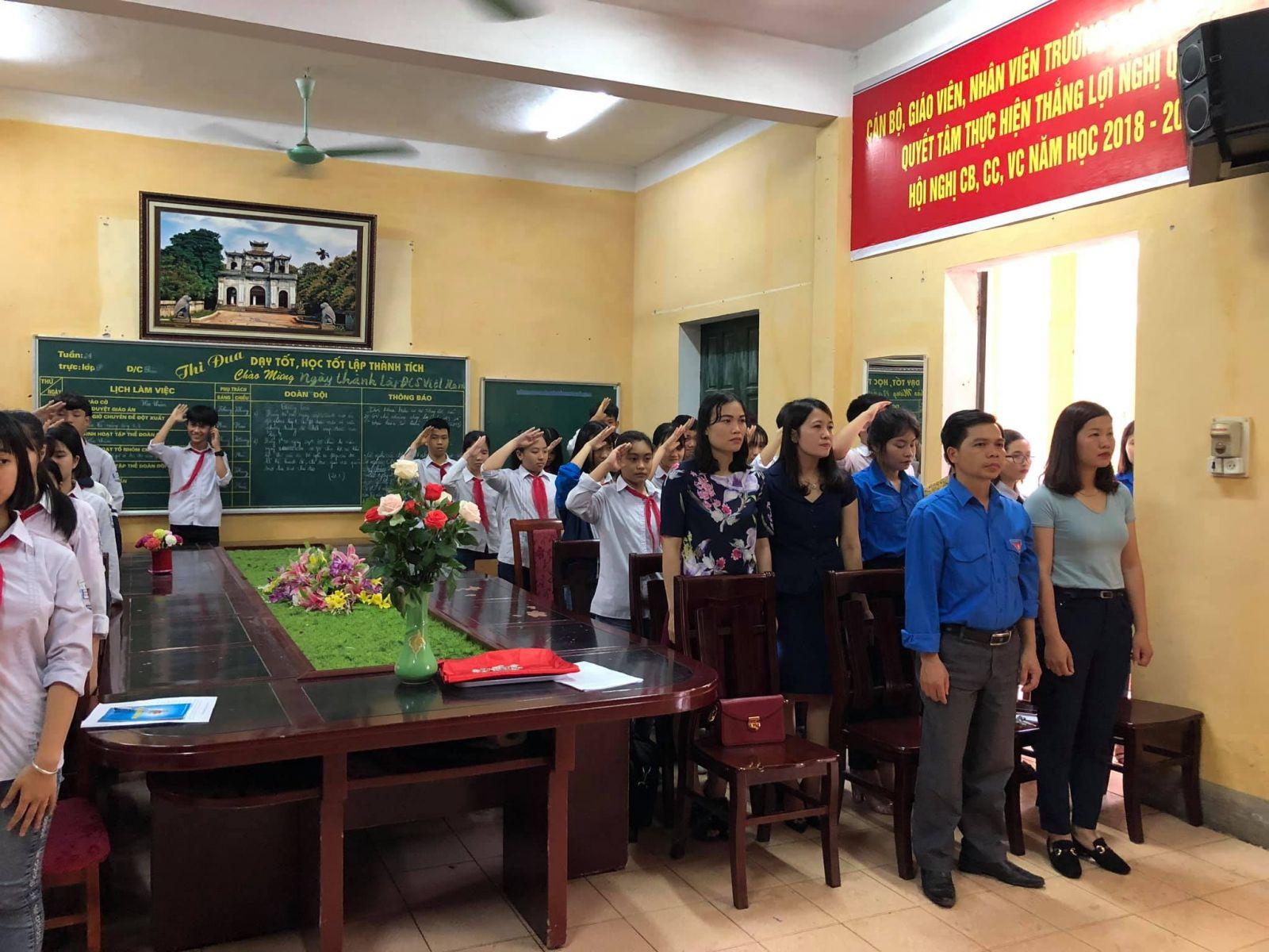 Kết quả thực hiện chế độ đi công tác cơ sở của cán bộ đoàn chuyên trách cấp tỉnh năm 2019 ở Hưng Yên